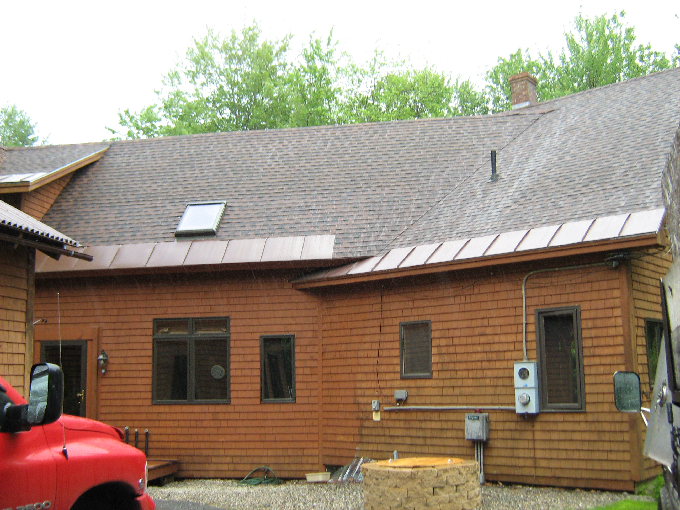 Roofing: